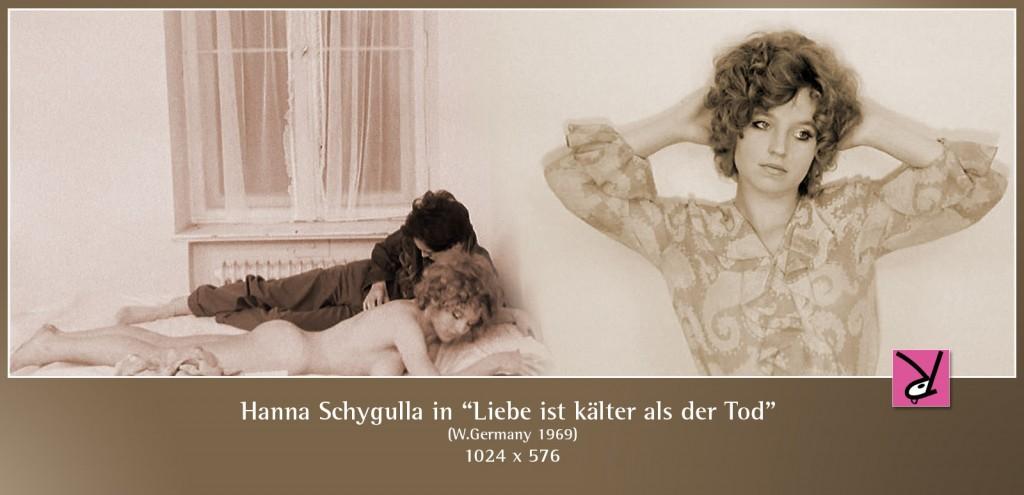 Hanna Schygulla nude in Liebe ist kälter als der Tod