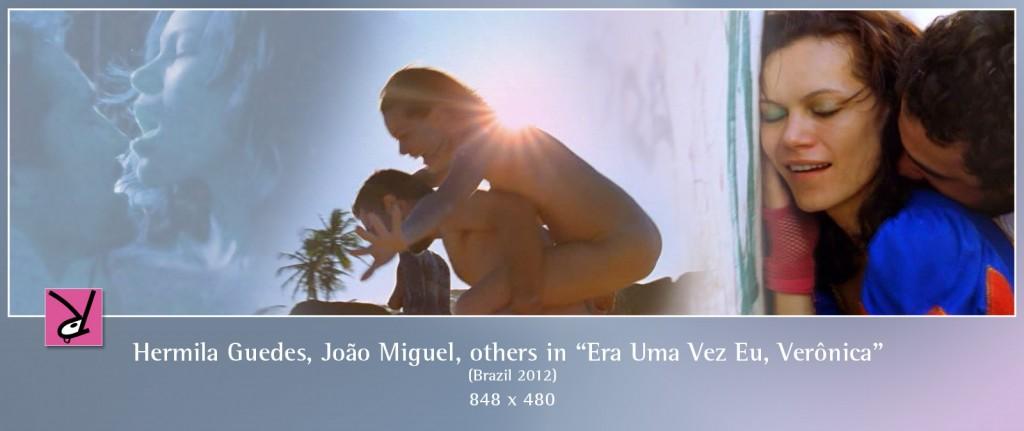 Hermila Guedes, João Miguel, and others nude in Era Uma Vez Eu, Verônica