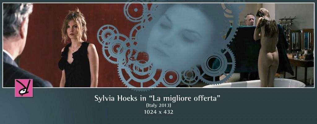 Sylvia Hoeks nude in La Migliore Offerta aka The Best Offer