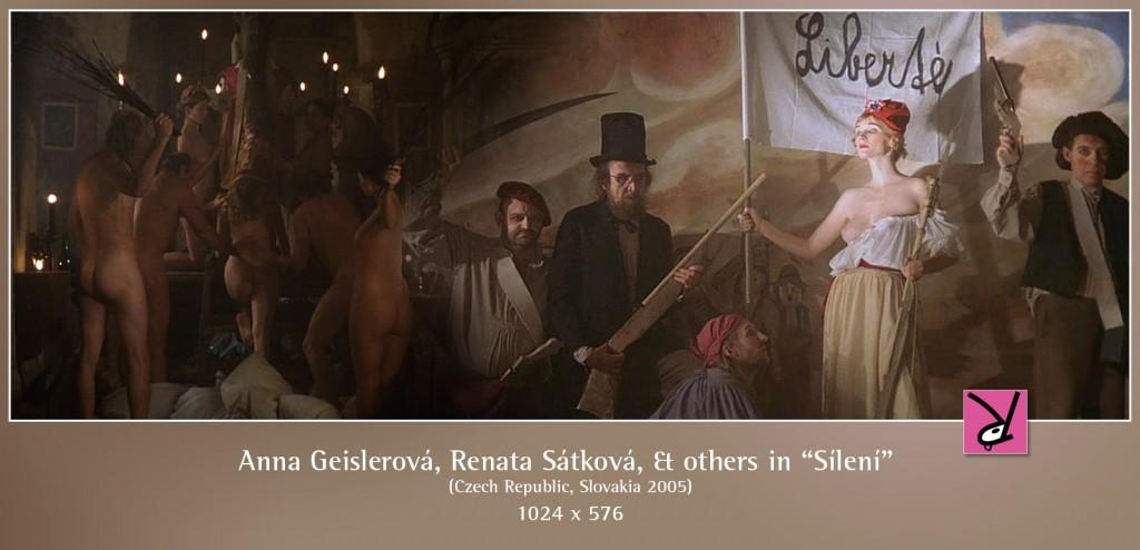 Anna Geislerová, Renata Sátková, and others nude in Sílení