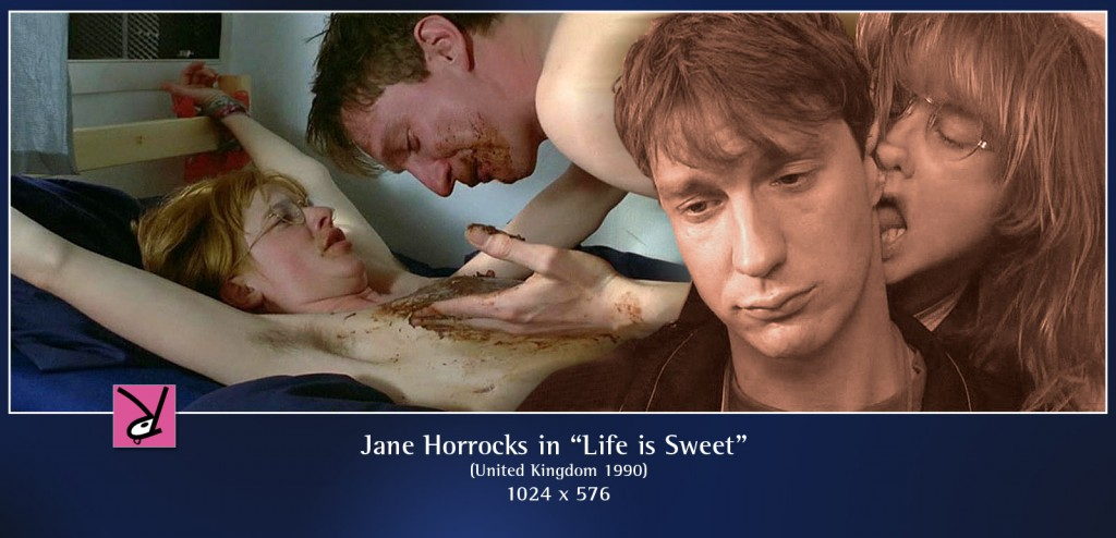 Jane Horrocks nude in Life is Sweet