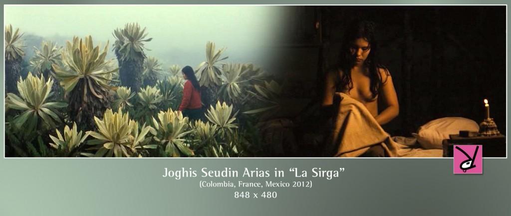 Joghis Seudin Arias nude in La Sirga