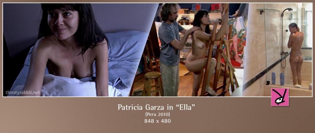Patricia Garza nude in Francisco Lombardi's Ella