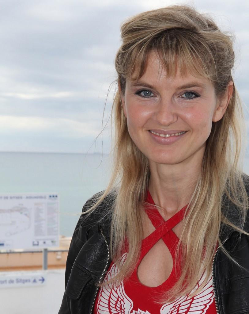 Marina Anna Eich at Sitges, Spain 2013
