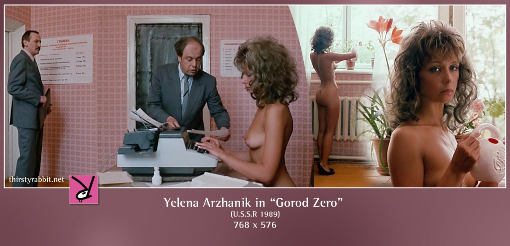 Yelena Arzhanik nude in Gorod Zero aka City Zero
