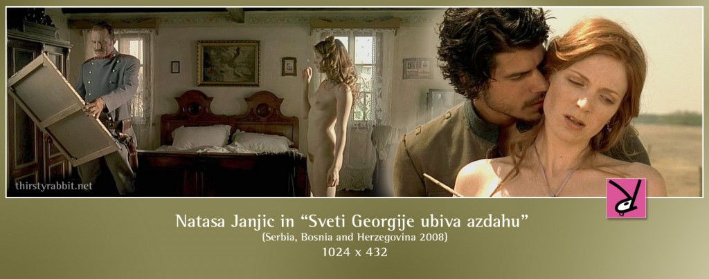 Natasa Janjic nude in Sveti Georgije ubiva azdahu aka St. George Shoots the Dragon