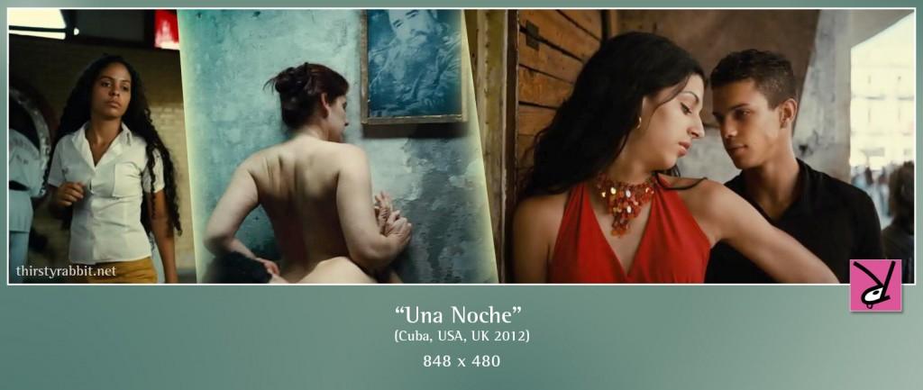 Anailin de la Rua de la Torre, Dariel Arrechaga, others nude in Lucy Mulloy's Una Noche