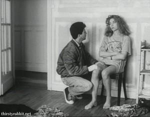 Myriam Mézières with Azize Kabouche in Une flamme dans mon coeur