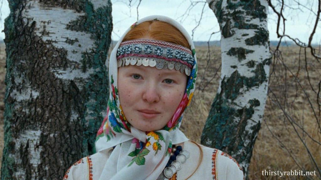 Nadezhda Smirnova in Celestial Wives of the Meadow Mari