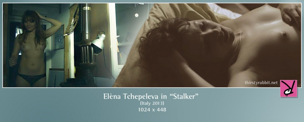 Elèna Tchepeleva in The Stalker