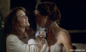 Vicky Harris and Valeria Christodoulidou in See You in Hell, My Darling