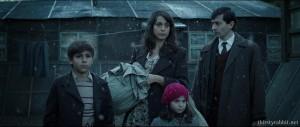 """Cristiaan Campagna with Donatella Finocchiaro and Luigi Lo Cascio from the film """"Marina""""!"""