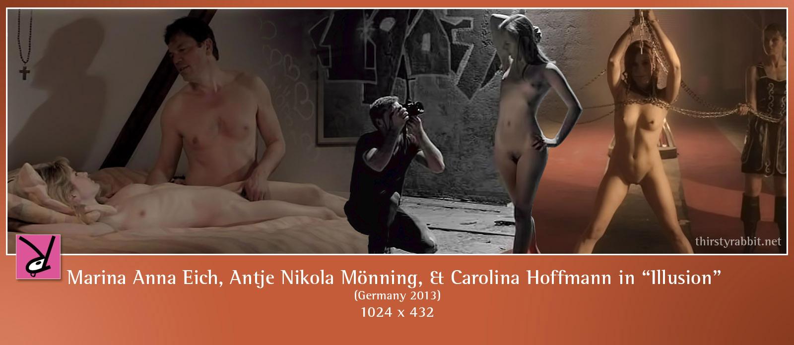 German actor antje koch naked - 3 part 1