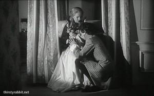Bibi Andersson and Per Oscarsson in Syskonbädd 1782