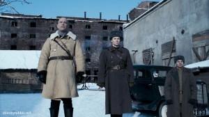 """John Malkovich in """"In Tranzit"""""""