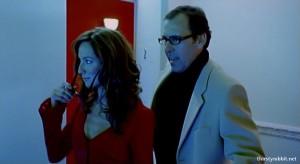 María José Prieto and Cristián Campos in Mujeres Infieles