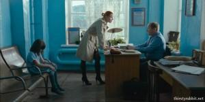 Yana Troyanova and Polina Pluchek in Volchok aka Wolfy