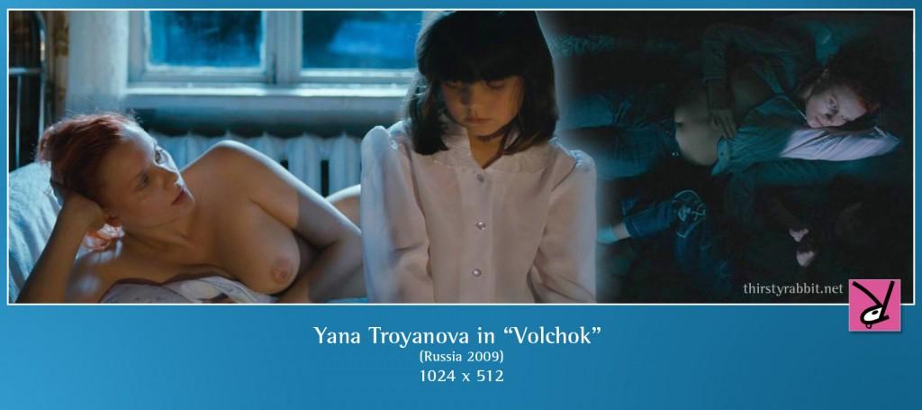 Yana Troyanova in Volchok aka Wolfy (2009 Russia)