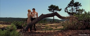 Brigitte Bardot and Christian Marquand in Et Dieu... créa la femme aka And God Created WOman