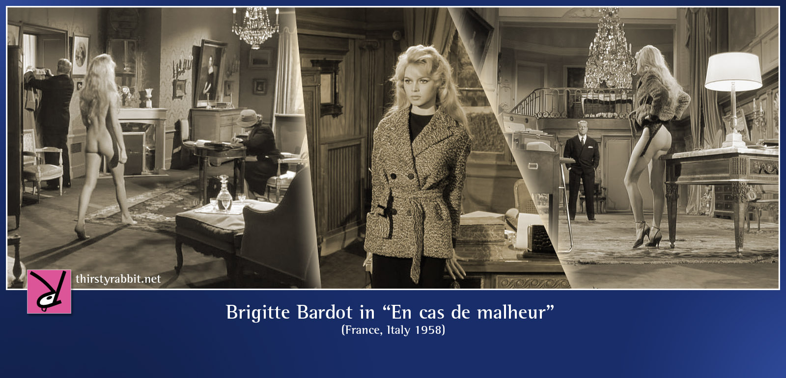 a complicated woman: early brigitte bardot | thirstyrabbit