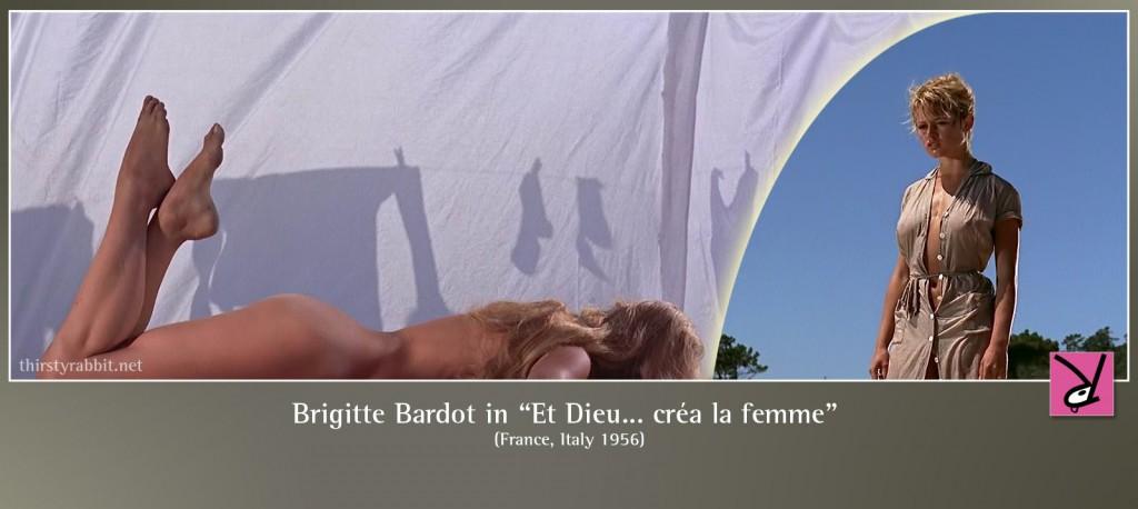 Brigitte Bardot nude in Et Dieu... créa la femme