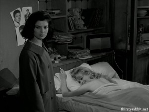 Brigitte Bardot in La Vérité