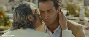 "Luciano Cáceres in ""Gato negro"" (2014)"