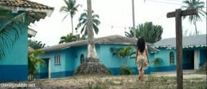 Adriana Paz and Kristyan Ferrer in Los horas muertos