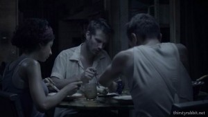 "Victoria Almeida, William Prociuk, and Lautaro Delgado from ""El desierto"" (2013, Argentina)"