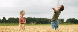 """Hendrikje Nieuwerf and Yannick de Waal in """"Dorsvloer vol confetti"""" aka """"Confetti Harvest"""""""