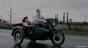"Agniya Kuznetsova and Aleksey Poluyan in Aleksey Balabanov's ""Cargo 200"" (2007, Russia)"