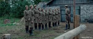 "A scene from ""A zori zdes tikhie..."" [2015, Russia]"