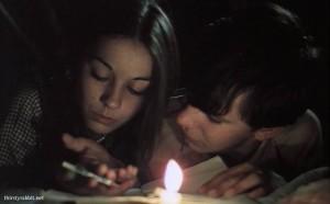 """Ljiljana Blagojevic and Slavko Stimac in """"Do You Remember Dolly Bell?"""""""