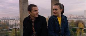 Karl Glusman and Aomi Muyock from Gaspar Noe's 'Love'