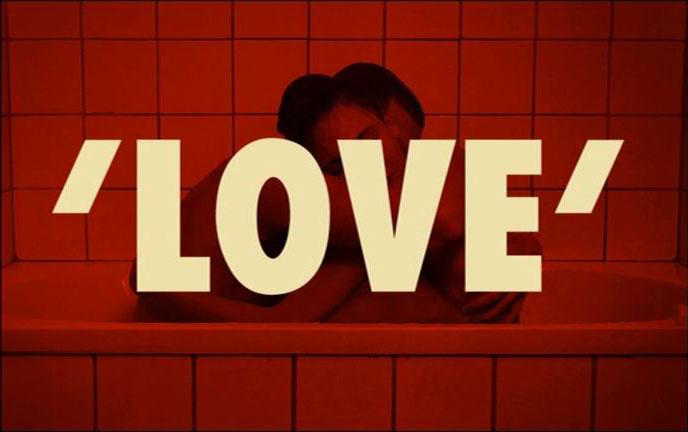 Gaspar Noe's 'LOVE' (2015)