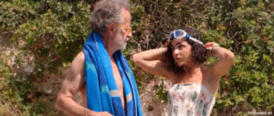 "Fernando Colomo and Olivia Delcán in ""Isla Bonita"" (2015)"