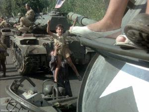 """A scene from """"La pelle"""" (1981), Italy"""