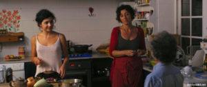 """Olivia Delcán, Nuria Román, and Fernando Colomo in """"Isla Bonita"""""""