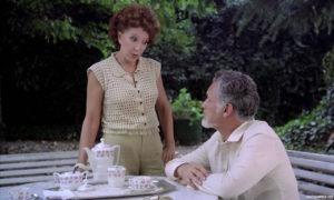 """Hilda Vera and Lautaro Murúa in """"La muchacha de las bragas de oro"""""""