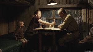 """Yuliya Peresild and Vladimir Mashkov in """"The Edge"""" (2010)."""