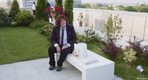 "Peter Simonischek as ""Toni Erdmann"" (2016)"