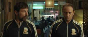 """Antonio de la Torre and Luis Callejo in """"Tarde para la ira"""" (2016, Spain)"""