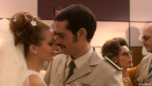 "Beatriz Batarda and Filipe Duarte in ""A Costa dos Murmúrios"" (2004)"