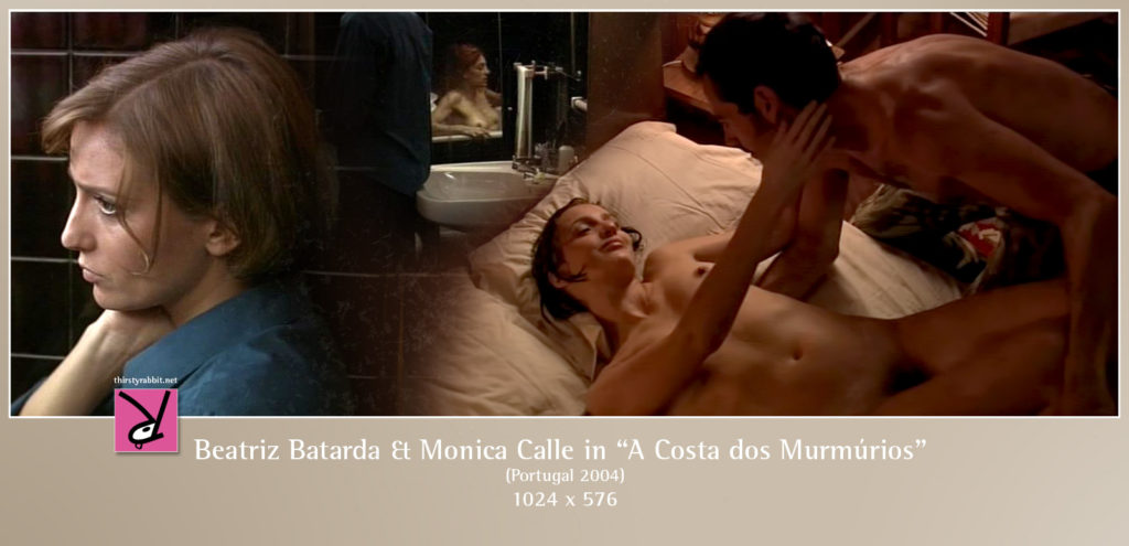 "Beatriz Batarda and Monica Calle from Margarida Cardoso's drama, ""A Costa dos Murmúrios"" aka ""The Murmuring Coast"" (2004, Portugal)"