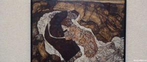 """Egon Schiele: Death and the Maiden"" (2016)"