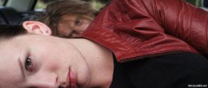 """Gaite Jansen and Michael Muller in """"170 Hz"""" [2011]"""