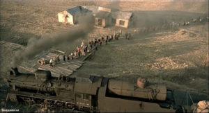 A scene from Zheleznaya doroga (2007)