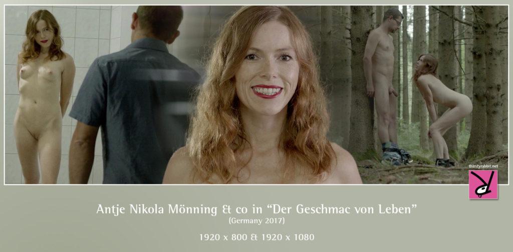 "Antje Nikola Mönning and others nude in Roland Reber's comedy, ""Der Geschmack von Leben"" aka ""Taste of Life"", 2017, Germany."