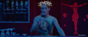 Norman Graue as Jesus in Taste of Life (2017)